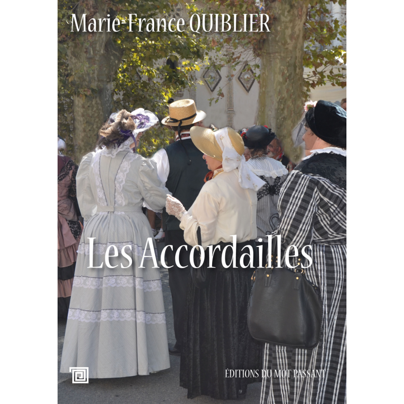 Les accordailles de Marie-France Quiblier
