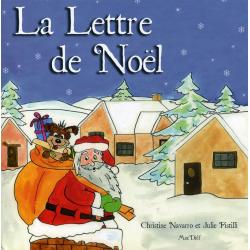 La lettre de Noël de Christine Navarro et Julie Pistilli