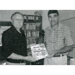 Albert Demeyer (à gauche) Robert Dumas (à droite)