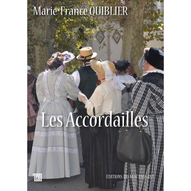 Les accordailles de Marie-France Quiblier