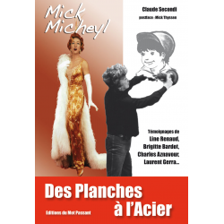 Mick Micheyl, des planches...