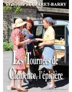 Les tournées de Clémence l'épicière de Françoise Seuzaret-Barry